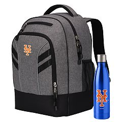 New York Mets Razor Backpack with 18-Ounce Water Bottle by Northwest