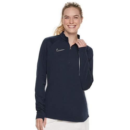 Women s Nike Dry-FIT Academy Soccer Drill Top b900ceab4