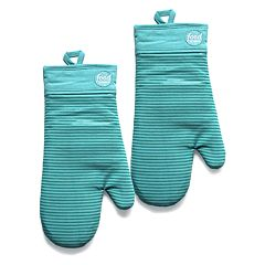 Food Network™ Silcone Oven Mitt Set
