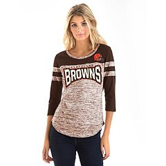Women's New Era Cleveland Browns Tee