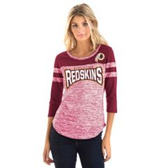 Women's New Era Washington Redskins Tee