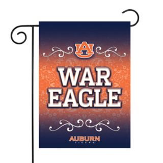 Auburn Tigers Garden Flag with Pole