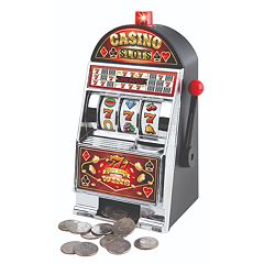 Wembley Novelty Slot Machine Coin Bank