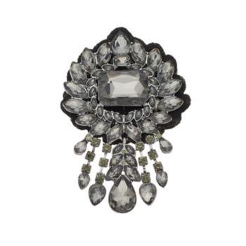 Simply Vera Vera Wang Simulated Crystal Brooch Pin