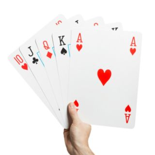 """Wembley 11"""" x 8"""" Oversized Playing Cards"""