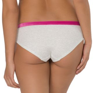 Juniors' SO® Velvet Trim Hipster Panty