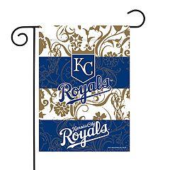 Kansas City Royals Garden Flag with Pole