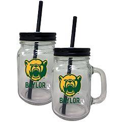Baylor Bears Mason Jar Set
