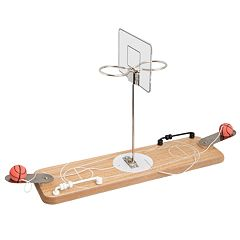 Wembley 2-Player Tabletop Shot Glass Basketball Game