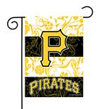 Pittsburgh Pirates Garden Flag with Pole