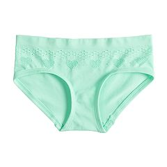Girls 4-16 Maidenform Seamless Girlshort Panties
