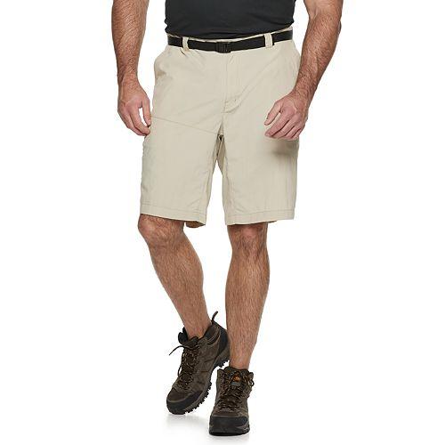 Big & Tall Columbia Battle Ridge Omni-Shade Shorts