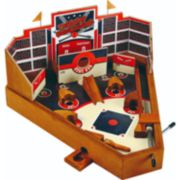 Wembley Wooden Baseball Pinball Game