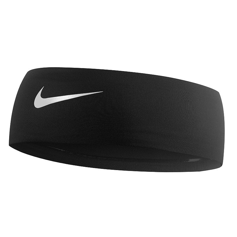 Girls 7-16 Nike Fury Dri-FIT Headband, Grey Nike defines athletic style with this girls' Fury Dri-FIT headband. Rubber grips Dri-FIT technology FABRIC & CARE Polyester, spandex, elastane Machine wash Imported Size: One Size. Color: Charcoal. Gender: female. Age Group: kids. Material: Poly Blend.