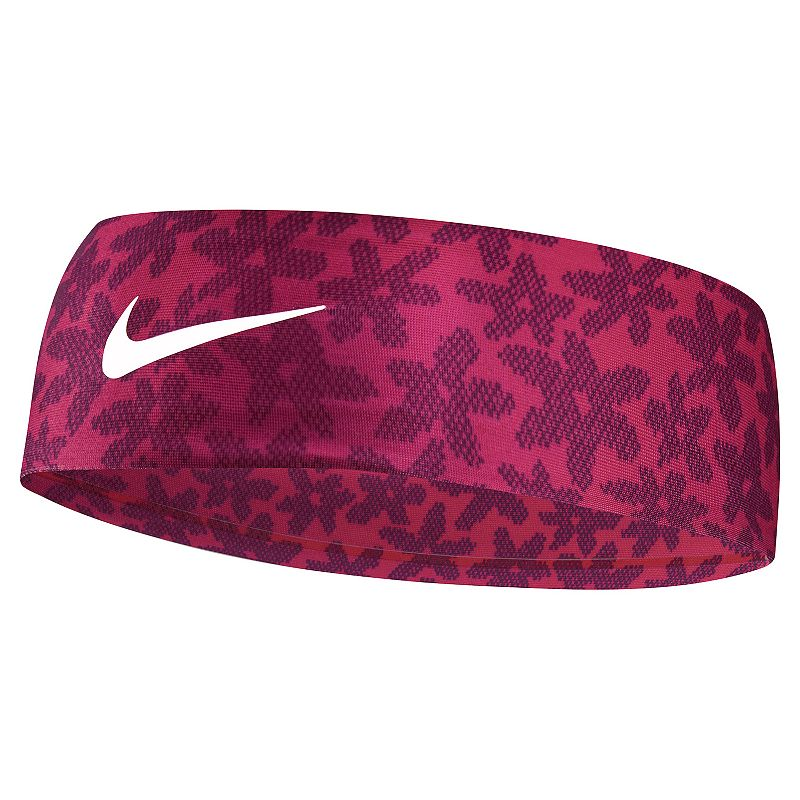 Girls 7-16 Nike Fury Dri-FIT Headband, Med Pink Nike defines athletic style with this girls' Fury Dri-FIT headband. Rubber grips Dri-FIT technology Fabric & Care Polyester, spandex, elastane Machine wash Imported Size: One Size. Color: Med Pink. Gender: Female. Age Group: Kids. Material: Poly Blend.