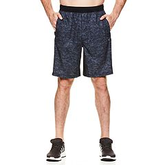 Men's Gaiam Compass Dot Camouflage Woven Shorts