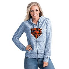 Women's New Era Chicago Bears Space-Dye Hoodie