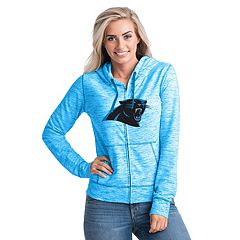 Women's New Era Carolina Panthers Space-Dye Hoodie