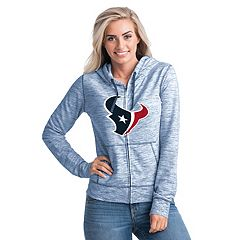 Women's New Era Houston Texans Space-Dye Hoodie