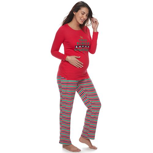 Maternity Jammies For Your Families