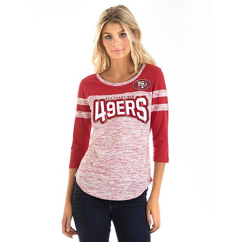 Women s New Era San Francisco 49ers Tee 38fec08dc