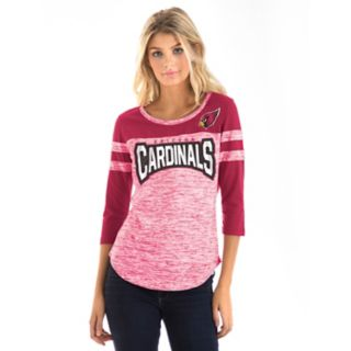 Women's New Era Arizona Cardinals Tee