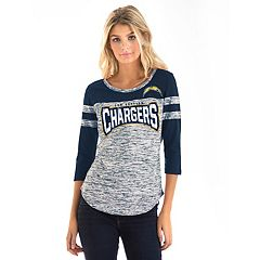 Women's New Era Los Angeles Chargers Tee