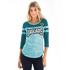 Women's New Era Jacksonville Jaguars Tee