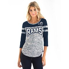 Women's New Era Los Angeles Rams Tee