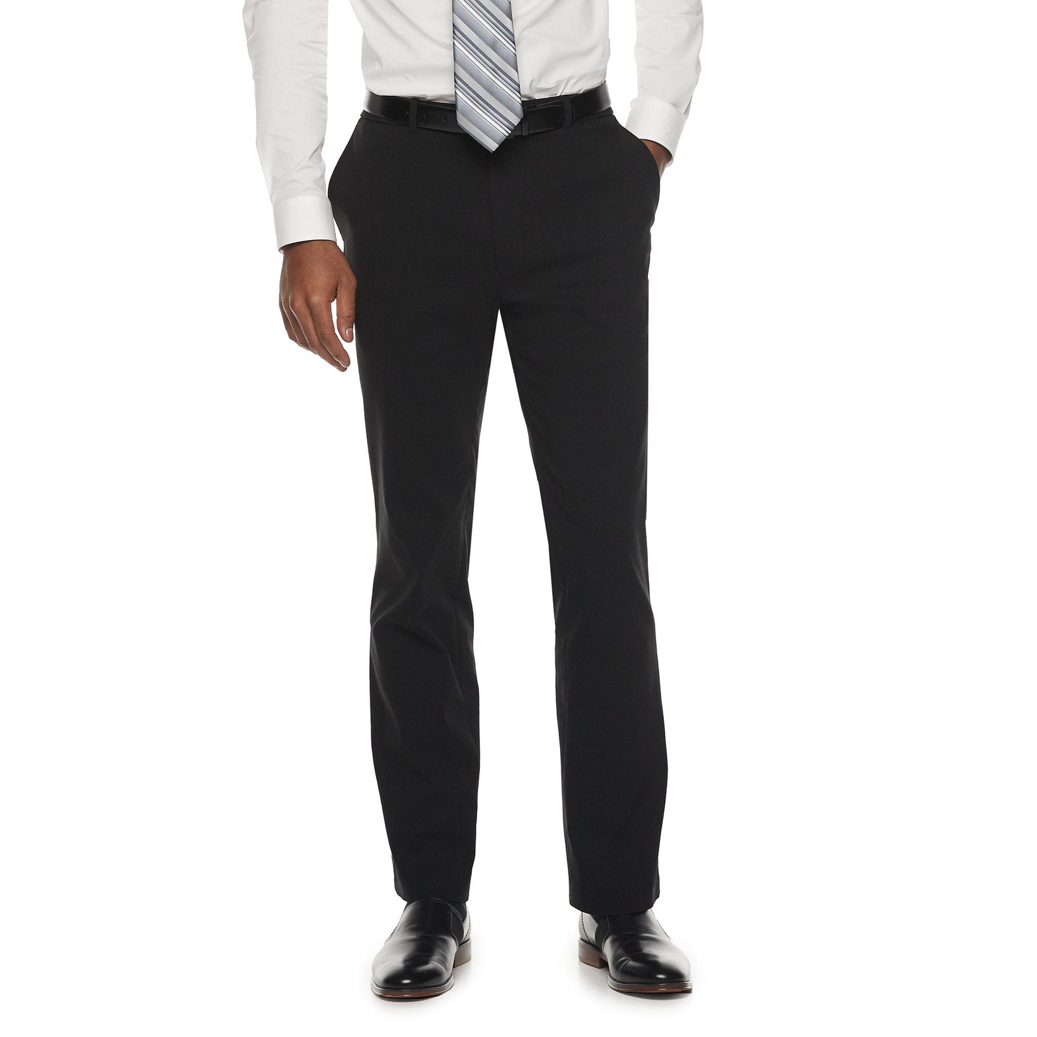 2-Pack Apt. 9 Men's Slim-Fit Performance Stretch Dress Pants
