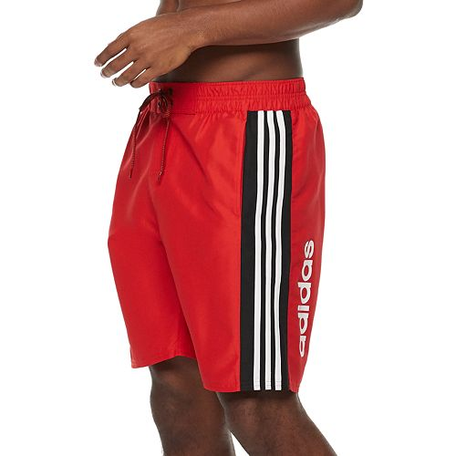 Men's adidas Hoopshot Microfiber Volley Shorts