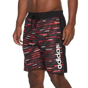 4fd42bc29f62a Original. $58.00. Men's adidas Hoopshot Microfiber Volley Shorts. Sale