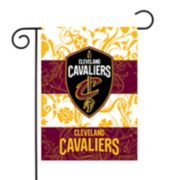 Cleveland Cavaliers Garden Flag with Pole