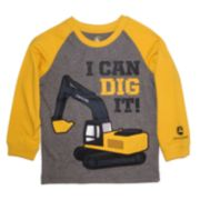 "Baby Boy John Deere ""I Can Dig It"" Graphic Tee"