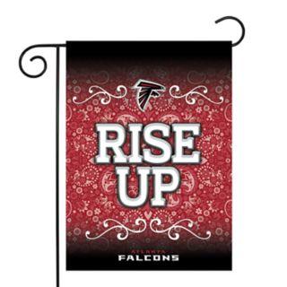 Atlanta Falcons Garden Flag with Pole