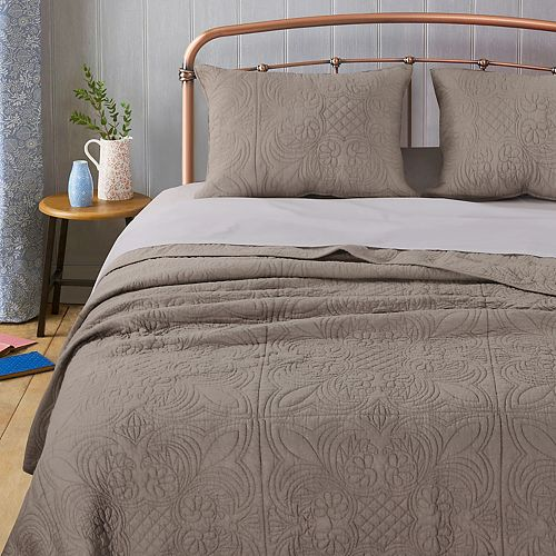 Greenland Home Fashions Lucinda Quilt Set