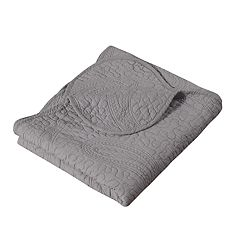 Greenland Home Fashions Paisley Dance Throw
