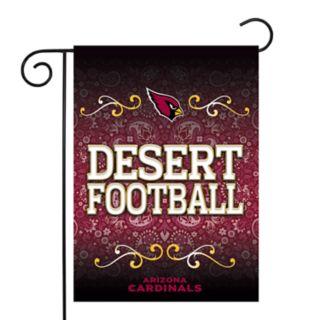 Arizona Cardinals Garden Flag with Pole