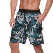 Men's adidas Rhythm Microfiber Volley Shorts