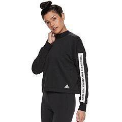 Women's adidas Sport ID Mockneck Sweatshirt