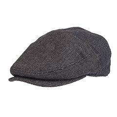 Men's Dockers® Mixed Media Ear Flap Ivy Cap