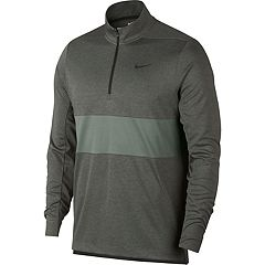 7a9a4fcd3100d Men's Nike Dr-FIT Colorblock Half-Zip Golf Pullover