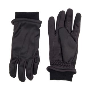 Men's Dockers® InteliTouch Touchscreen Mixed Media Gloves
