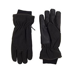 Men's Dockers® InteliTouch Touchscreen Fleece Gloves