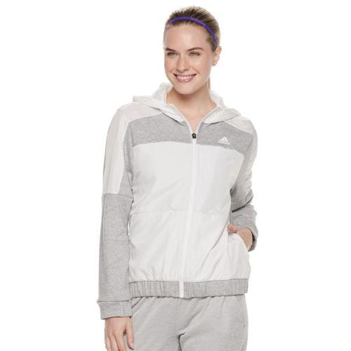 Women's Adidas Sport To Street Jacket by Kohl's