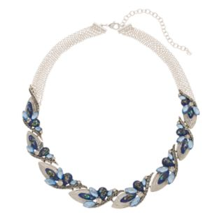 Napier Blue Statement Bracelet