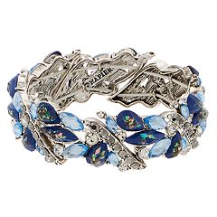 Napier Blue Stretch Bracelet