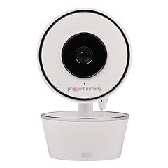 Project Nursery Smart Wi-Fi Baby Monitor