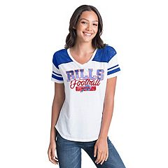 Women's New Era Buffalo Bills Burnout Tee