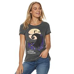 Disney's The Nightmare Before Christmas Juniors' Tee